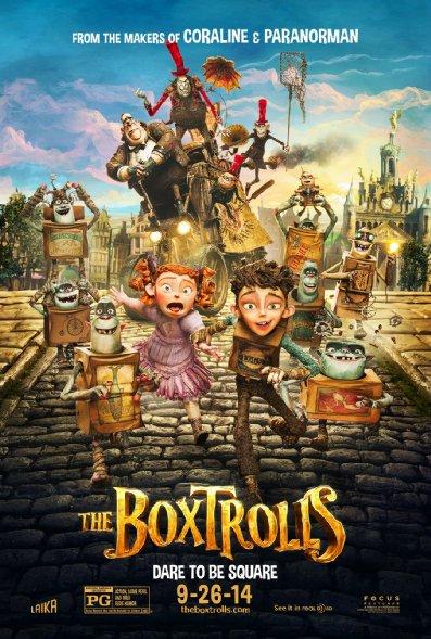 Download Film The Boxtrolls (2014) BRRip
