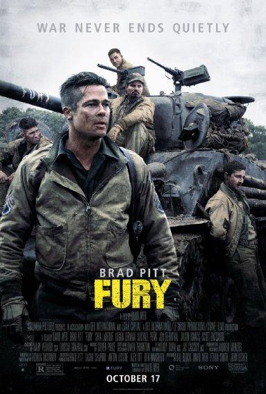 Download Film Fury (2014) 720p BRRip