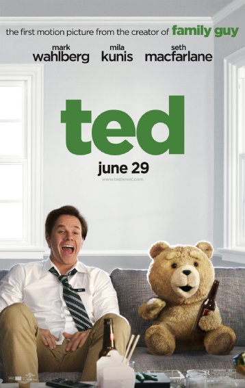 Download Film Ted (2012) Bluray 720p