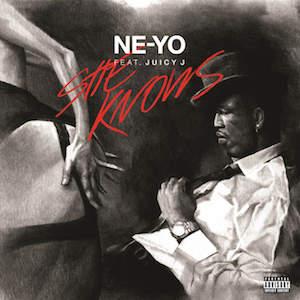 Ne-Yo ft. Juicy J - She Knows 无和声伴奏