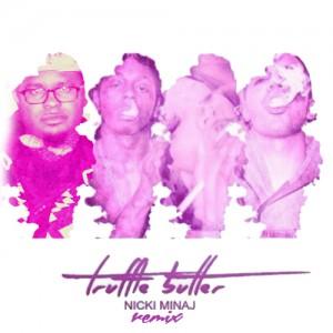 Nicki Minaj ft. Drake and Lil Wayne - Truffle Butter 无和声伴奏