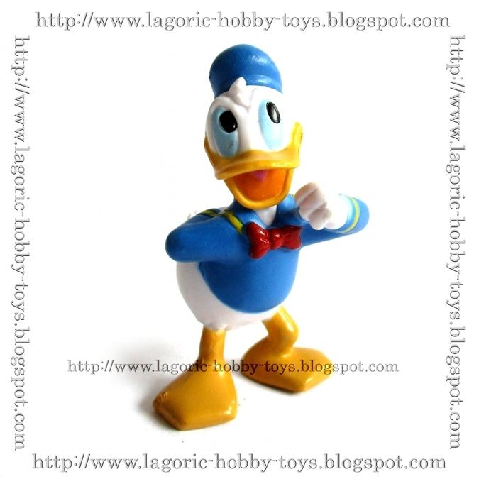 Donald Duck Single 8cm Versi3