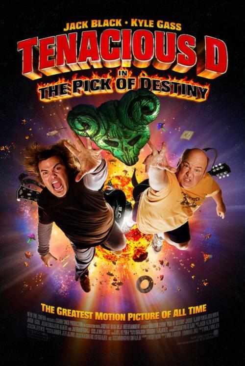 Download Film Tenacious D in The Pick of Destiny (2006) DVDrip