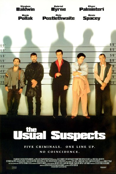 Download Film The Usual Suspects (1995) 720p Bluray