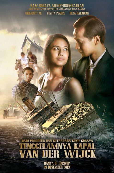 Download Film Tenggelamnya Kapal van der Wijck (2013) DVDRip