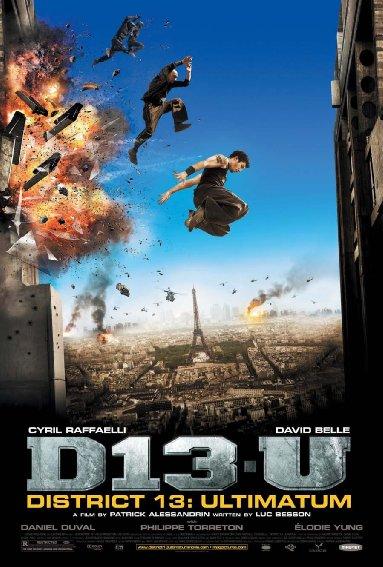 District 13: Ultimatum (2009) 720p Bluray