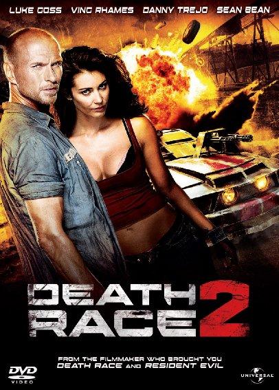 Death Race 2 (2010) 720p BRRip