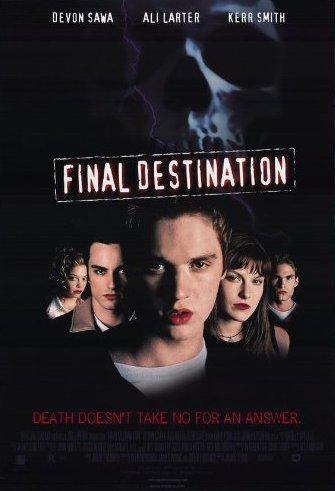 Download Film Final Destination (2000) 720p Bluray