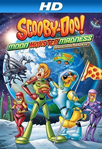 Download Film Scooby-Doo! Moon Monster Madness (2015) 720p WEB-DL