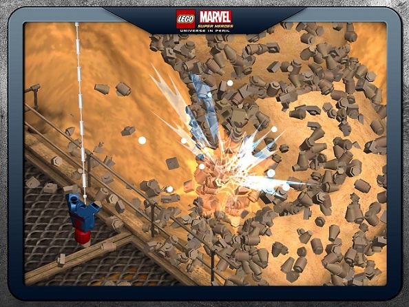 Download Game LEGO Marvel Super Heroes v1.06.2 APK + OBB Data Android