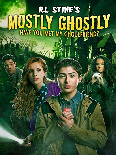 Download Film Mostly Ghostly: Have You Met My Ghoulfriend? (2014) 720p Bluray