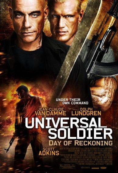 Download Film Universal Soldier: Day of Reckoning (2012) 720p BRRip