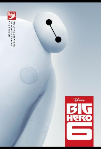Download Film Big Hero 6 (2014) DVDScr