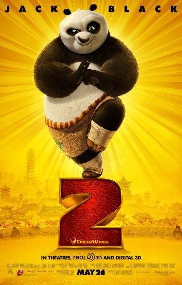 Download Film Kung Fu Panda 2 (2011) BRRip 720p