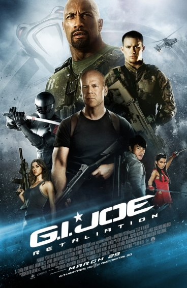 G.I. Joe: Retaliation (2013) 720p BRRip