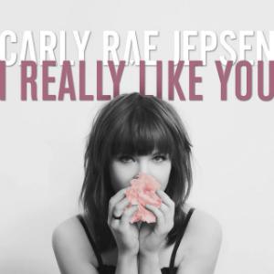 Carly Rae Jepsen - I Really Like You 无和声伴奏