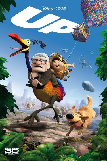 Download Film Up (2009) 1080p BluRay