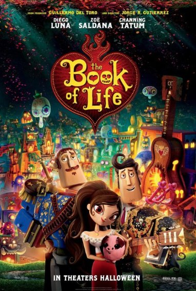 Download Film The Book of Life (2014) 720p BRRip