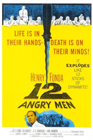 Download Film 12 Angry Men (1957) 720p BRRip