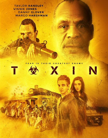 Download Film Toxin (2015) 720p Bluray