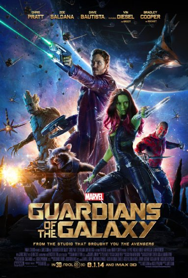 Download Film Guardians of the Galaxy (2014) DVDRip