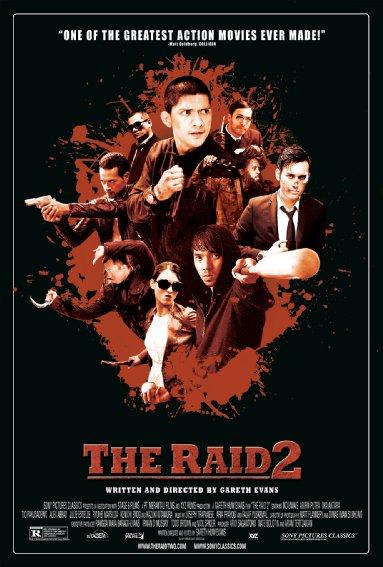 Download Film The Raid 2: Berandal (2014) 720p BluRay