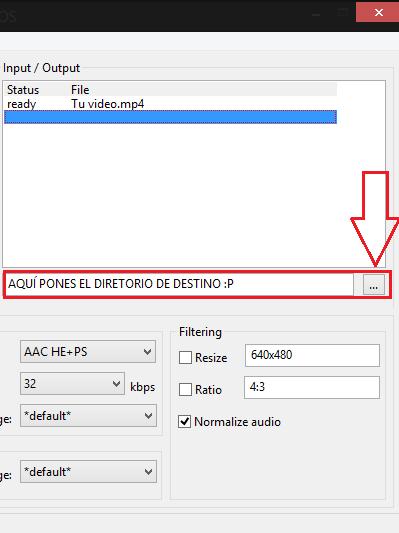 47210fc428 - ¿Alguien que use el MediaCoder 0.8.31.5642? - Off Topic