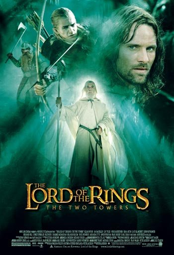 The Lord of the Rings: The Two Towers (2002) Extended BRRip