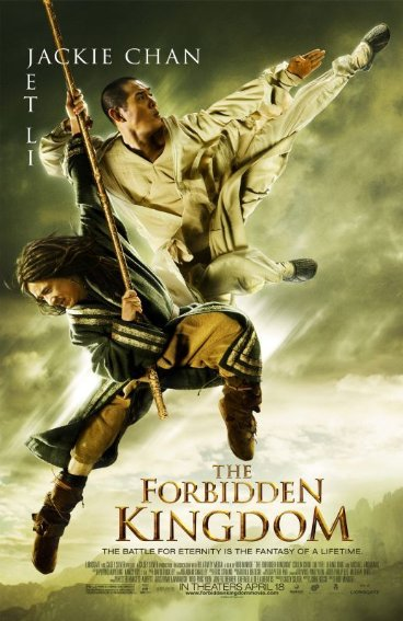 Download Film The Forbidden Kingdom (2008) 720p BluRay