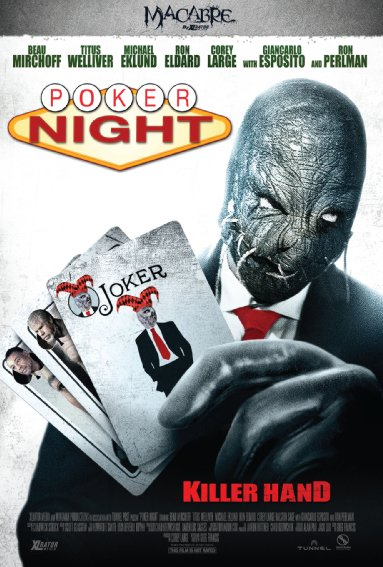 Download Film Poker Night (2014) Full Version
