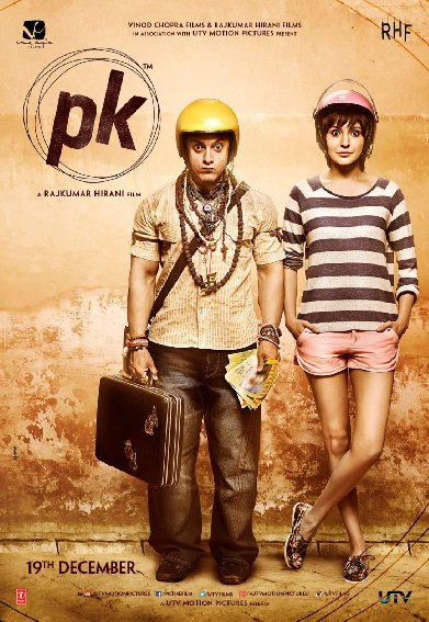 Download Film PK (2014) DVDScr