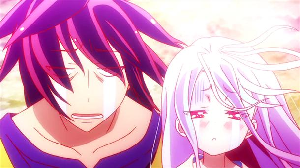 57023e83f6 - [Aporte] No Game No Life [12/12+Esp] [80MB][BDL] [Finalizada] - Anime Ligero [Descargas]