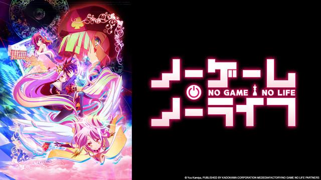 57fe2779b5 - [Aporte] No Game No Life [12/12+Esp] [80MB][BDL] [Finalizada] - Anime Ligero [Descargas]