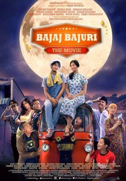 Download Film Bajaj Bajuri The Movie (2014) DVDRip