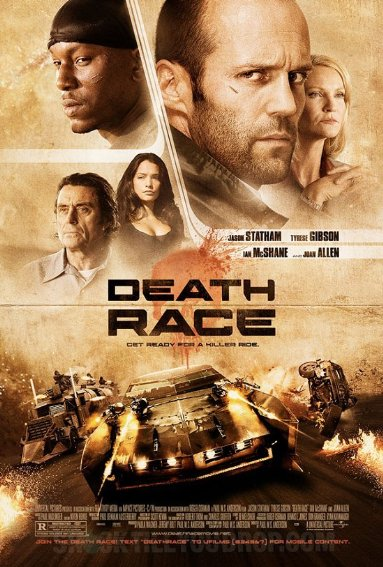 Download Film  Death Race (2008) UNRATED 720p BRRip