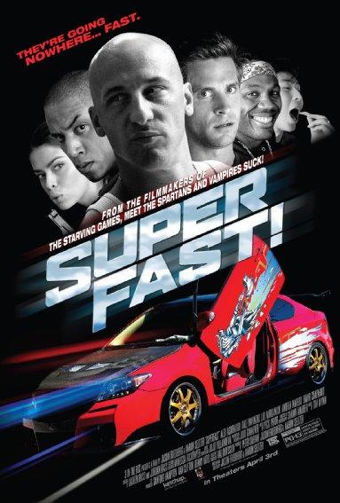 Download Film Superfast! (2015) 720p WEB-DL
