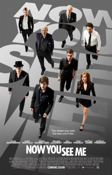Now You See Me (2013) 720p Bluray