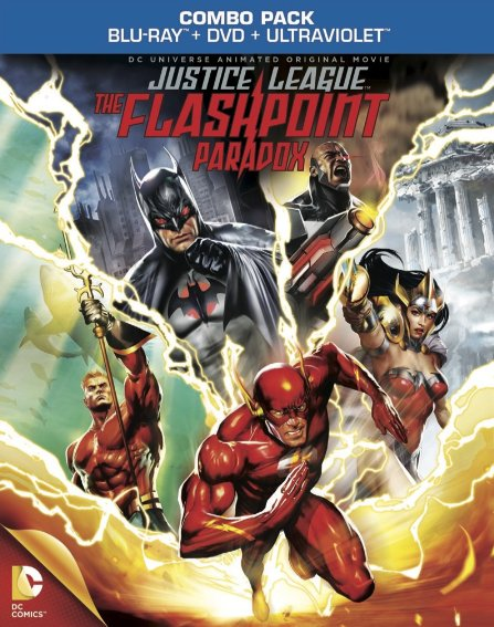 Download Film Justice League: The Flashpoint Paradox (2013) 720p Bluray