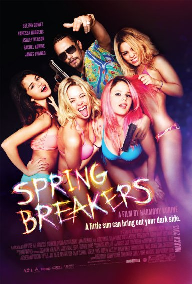 Download Film  Spring Breakers (2012) 720p Bluray