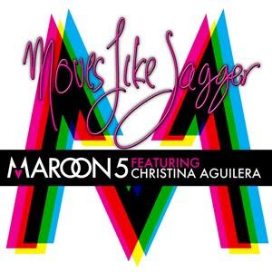 Maroon 5 - Moves Like Jagger 无和声伴奏