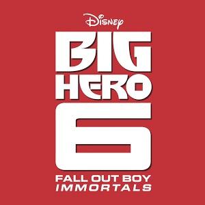 Fall Out Boy - Immortals 无和声伴奏