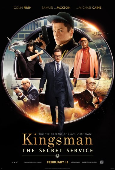 Download Film  Kingsman: The Secret Service (2014) HC HDRip