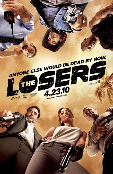 Download Film The Losers (2010) DVDrip