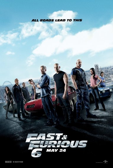 Fast & Furious 6 (2013) 720p Bluray