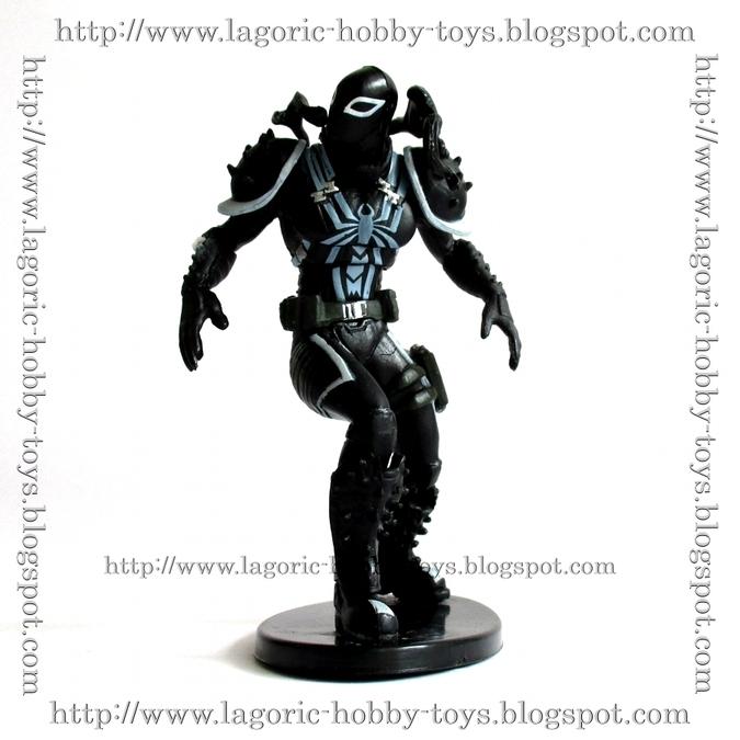 Spiderman Agents Statue Agent Venom