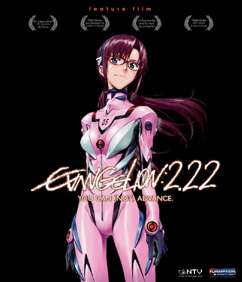 Evangelion: 2.0 You Can (Not) Advance (2009) 720p BluRay