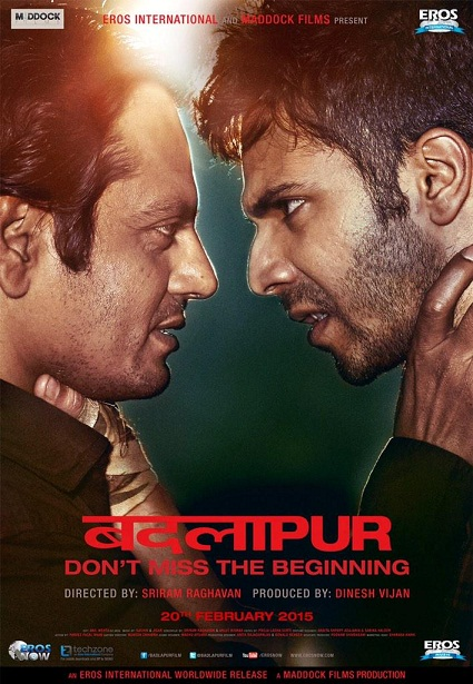 Download Film Badlapur (2015) DVDScrRip