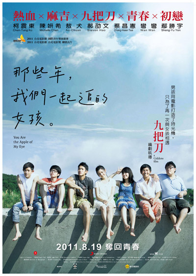Download Film You Are the Apple of My Eye (2011) 720p BRRip