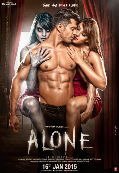 Download Film Alone (2015) DVDScr