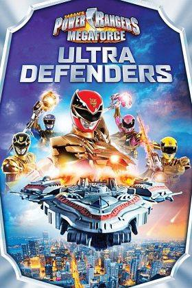 Download Film  Power Rangers Megaforce Ultra Defenders (2014) 720p WEB-DL